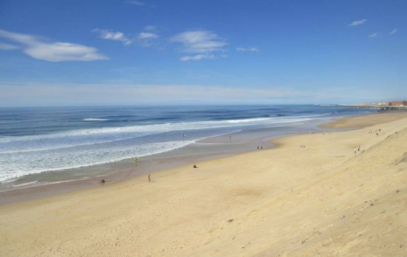 Location de vacances - Appartement à Capbreton - Plage  des Océanides à 1,2 kms