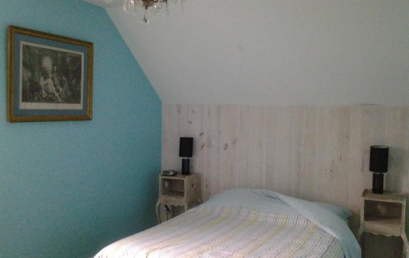 Location de vacances - Gîte à Saint-Méloir-des-Ondes - Chambre 2