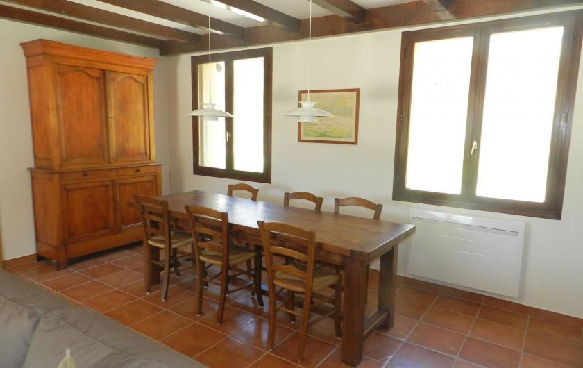 Location de vacances - Gîte à Saint-Roman - séjour