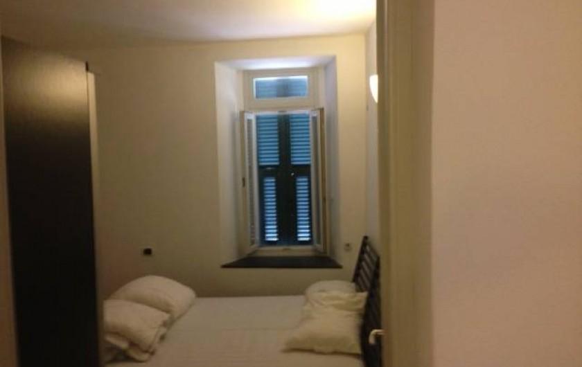 Location de vacances - Appartement à Calice Ligure - chambre de lit 1