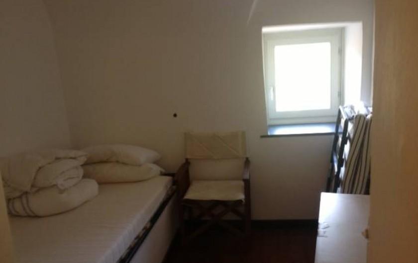 Location de vacances - Appartement à Calice Ligure - chambre de lit 2
