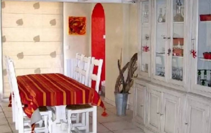 Location de vacances - Maison - Villa à Agde - salle à manger