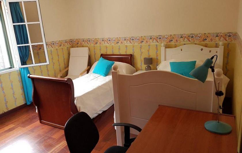 Location de vacances - Villa à Ribeira Brava