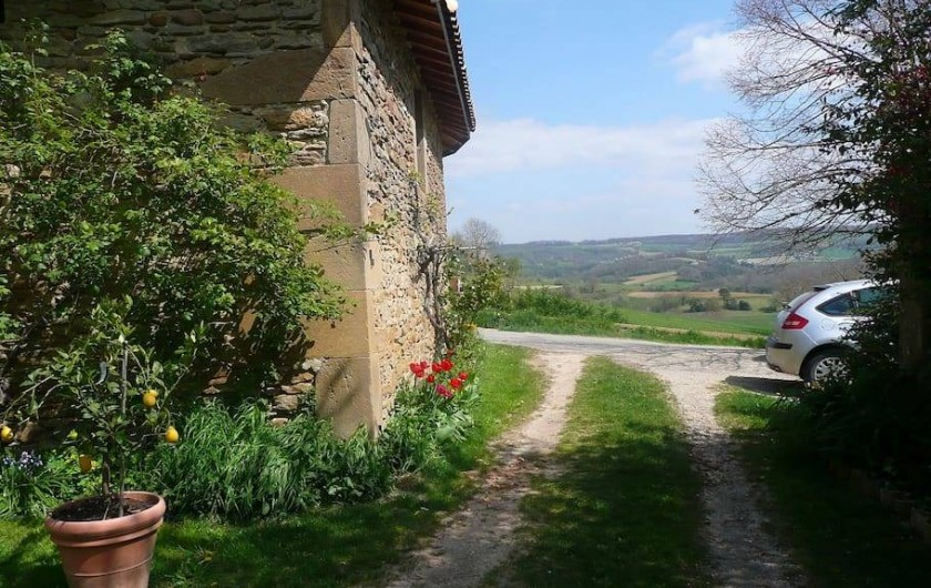 Location de vacances - Maison - Villa à Saint-Martin-d'Août