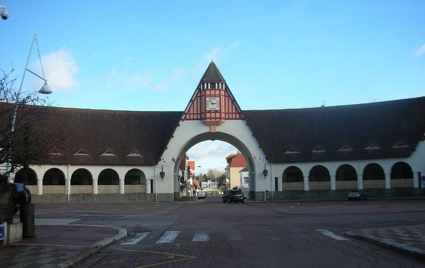 Location de vacances - Studio à Le Touquet-Paris-Plage - PLACE DU MARCHE