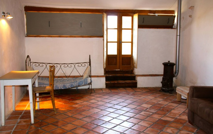 Location de vacances - Maison - Villa à Montagnac-sur-Lède - annexe près de la piscine
