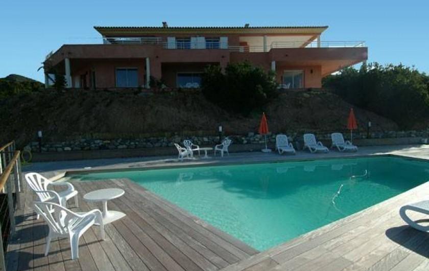 Location de vacances - Villa à Saint-Florent
