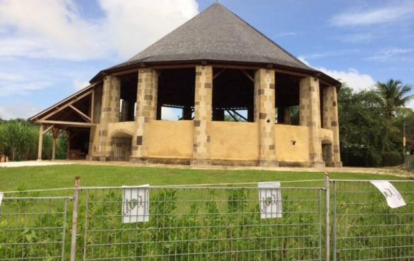 Location de vacances - Chalet à Sainte-Anne - MOULIN DE VAL D'OR à 500 m, vestige des années 1600