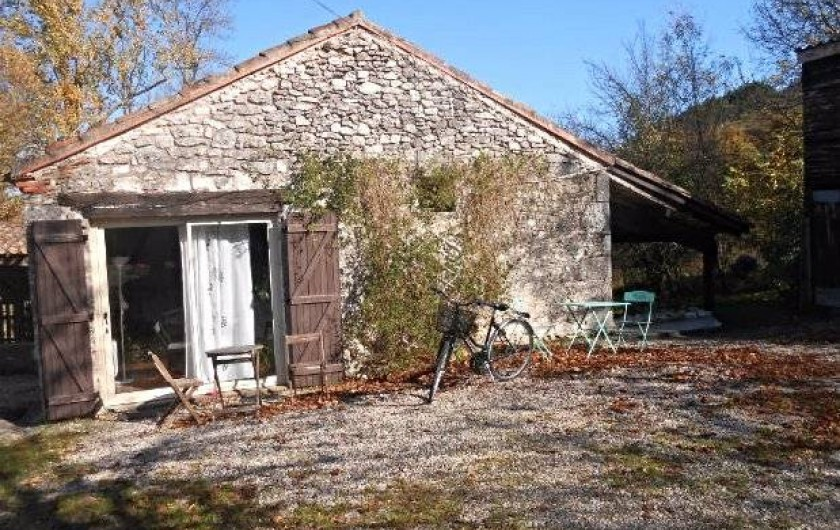 Location de vacances - Gîte à Tournon-d'Agenais - Gîte Prunier