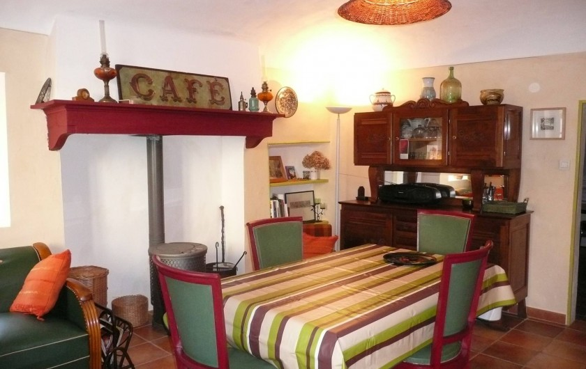 Location de vacances - Maison - Villa à Saint-Montan