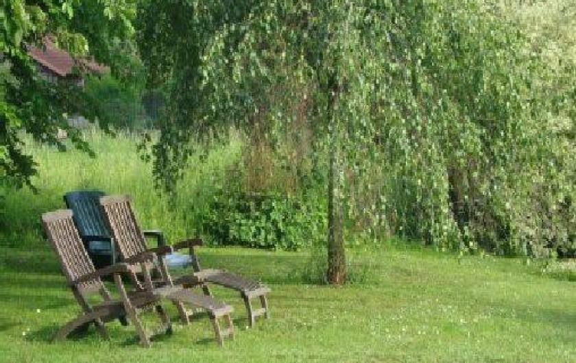 Location de vacances - Gîte à Langensoultzbach