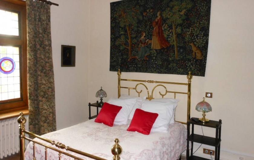 Location de vacances - Chambre d'hôtes à Bailleau-Armenonville - Chambre Rembrandt