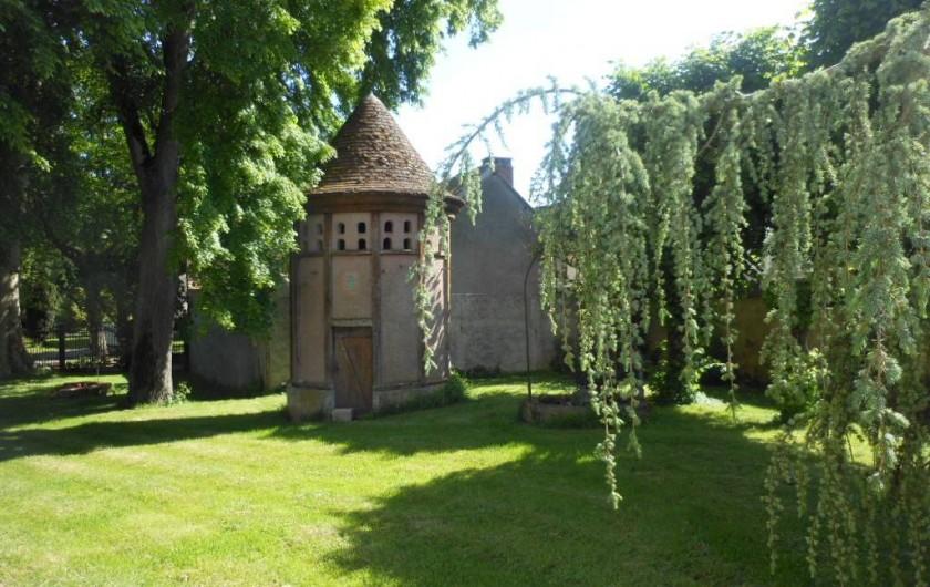 Location de vacances - Chambre d'hôtes à Bailleau-Armenonville - Pigeonnier du Manoir
