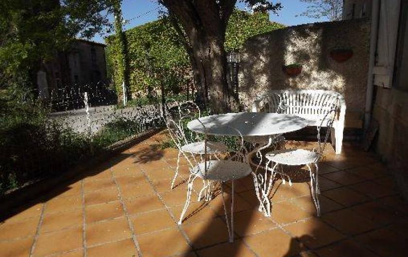 Location de vacances - Maison - Villa à Fabrezan
