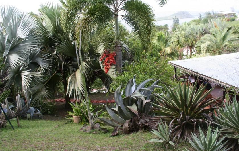Location de vacances - Maison - Villa à Les Trois-Îlets