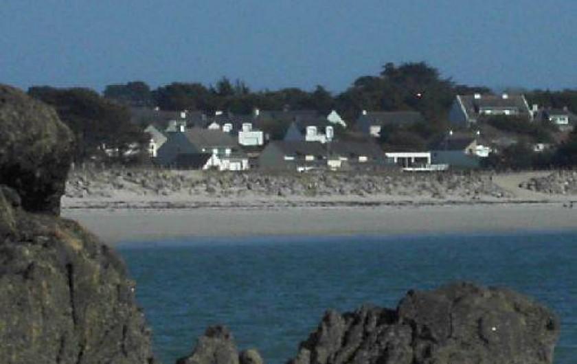Location de vacances - Appartement à Saint-Gildas-de-Rhuys