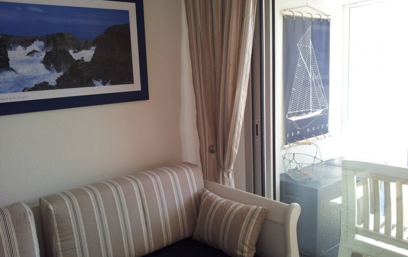 Location de vacances - Appartement à Damgan