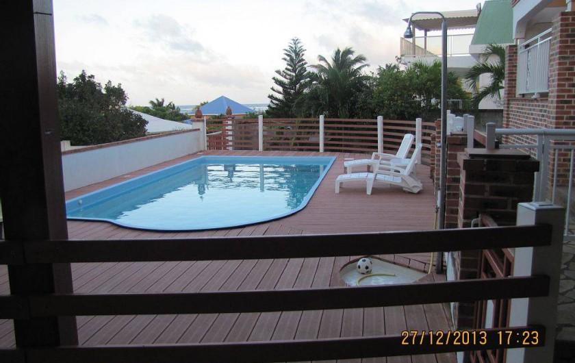 Location de vacances - Appartement à Les Abymes