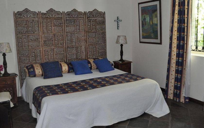 Location de vacances - Villa à Roches Noires
