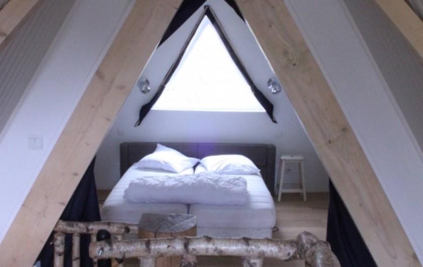 Location de vacances - Chalet à Ruminghem - la chambre