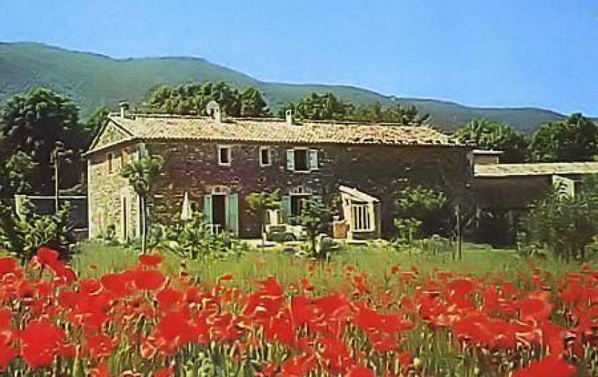 Location de vacances - Gîte à Saint-Martin-de-Castillon