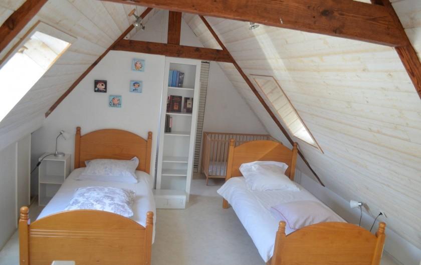 Location de vacances - Maison - Villa à Tréguier - une des chambres