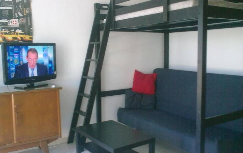 Location de vacances - Studio à Carqueiranne