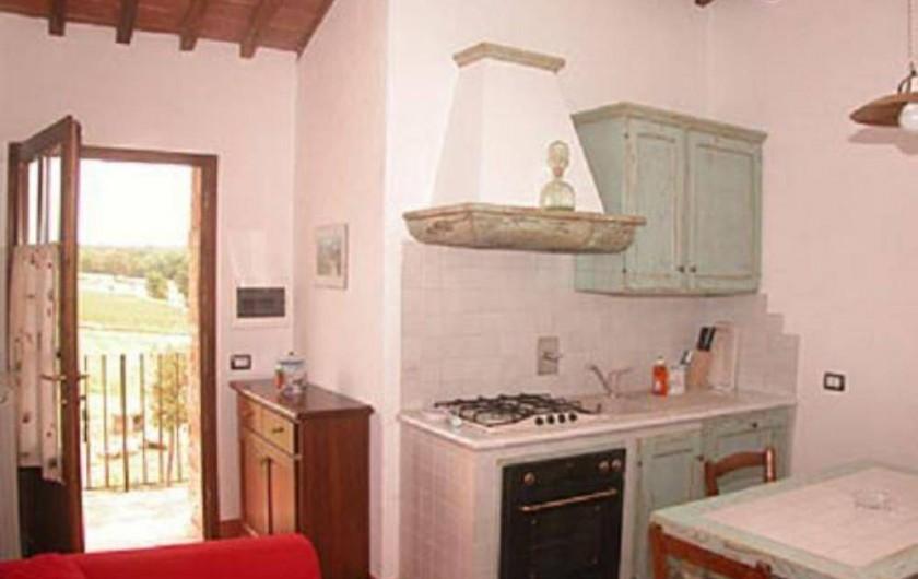 Location de vacances - Gîte à Monteriggioni