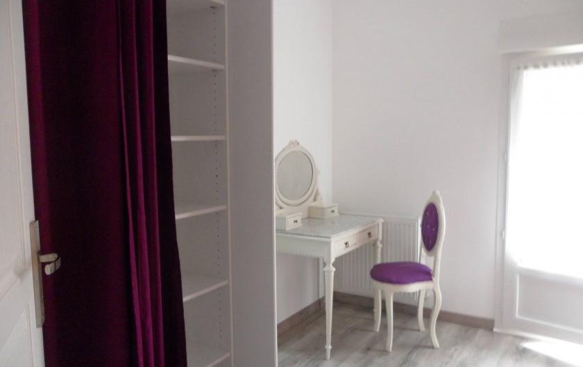 Location de vacances - Chambre d'hôtes à Jars - Chambre Apollon