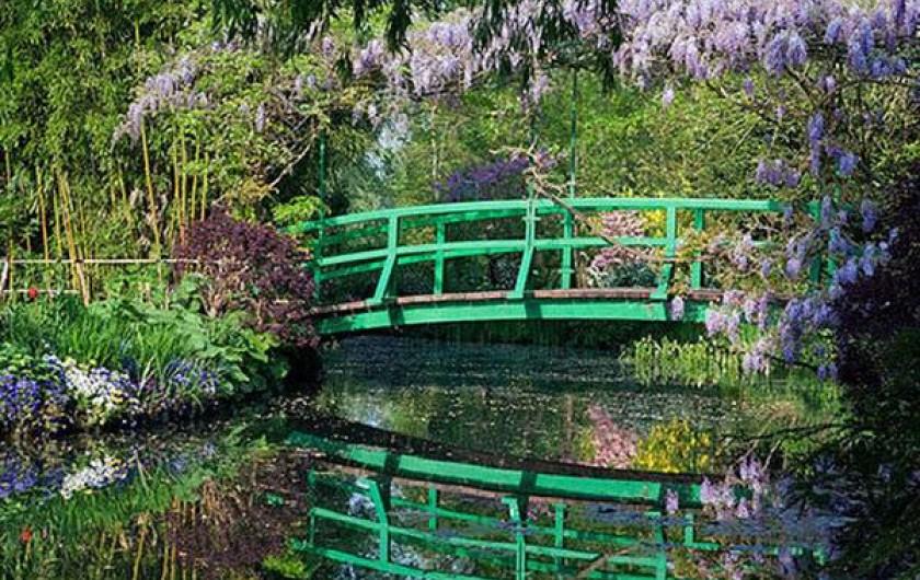 Location de vacances - Bungalow - Mobilhome à Les Andelys - Giverny