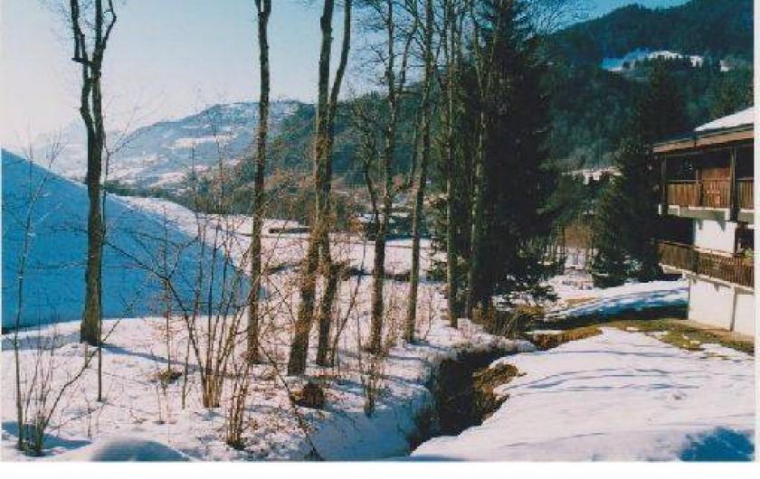 Location de vacances - Appartement à Megève