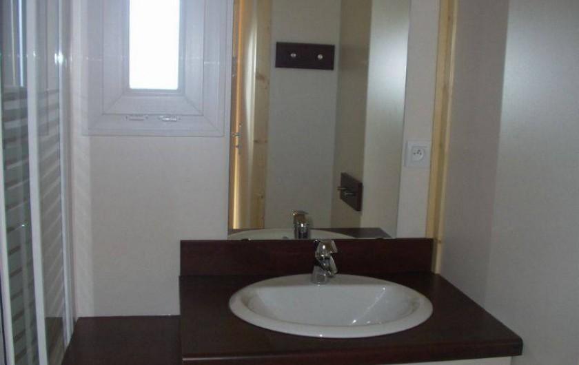 Location de vacances - Chalet à La Toussuire - Salle de bain