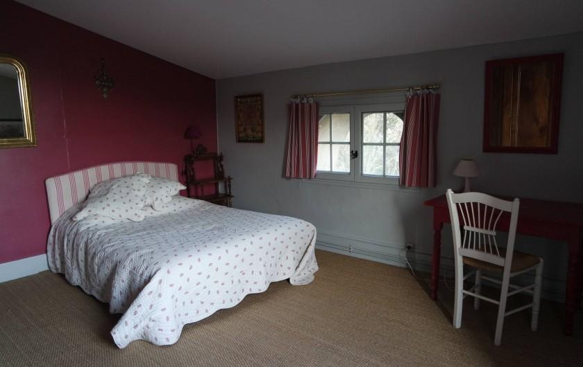 """Location de vacances - Villa à Andancette - Chambre du gîte: """" Cosette"""""""