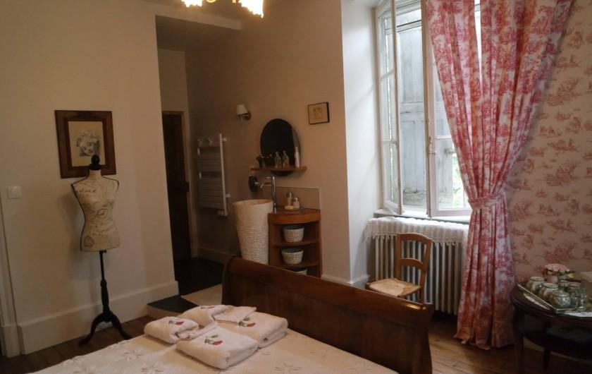 Location de vacances - Villa à Andancette - Les malheurs de Sophie.