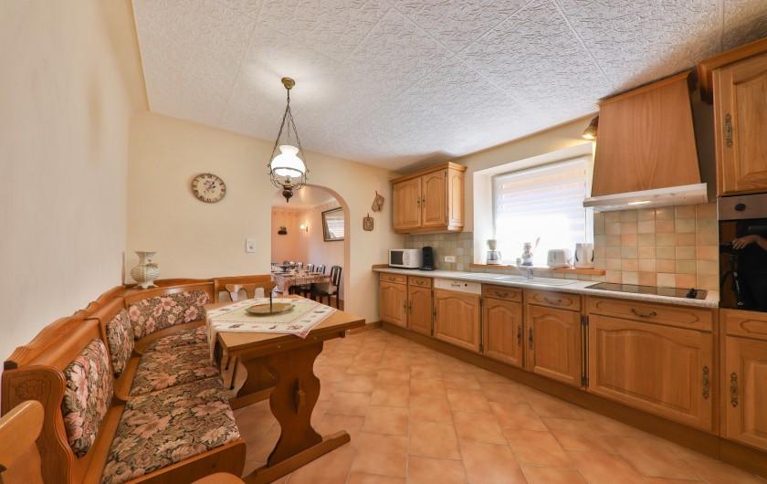 Location de vacances - Villa à Sondernach - les propriétaires de la maison BALBOA