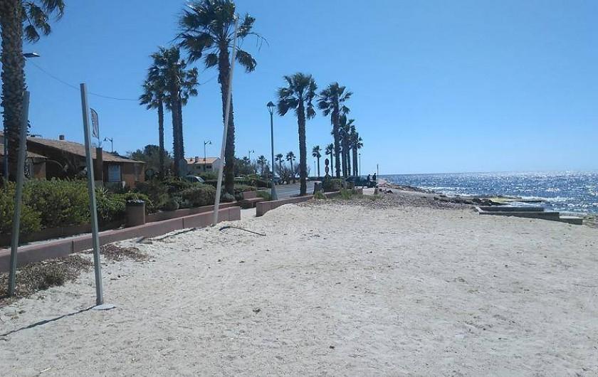 Location de vacances - Appartement à Saint-Mandrier-sur-Mer - Promenade des Anglais (à 300 m)