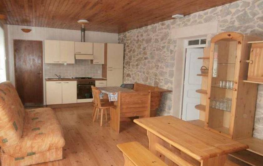 Location de vacances - Appartement à Saint-Pierre-Quiberon - appartement de 60 m2