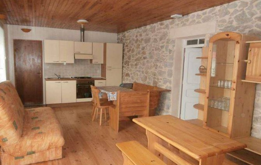 Location de vacances - Appartement à Saint-Pierre-Quiberon - appartement de 60 m2