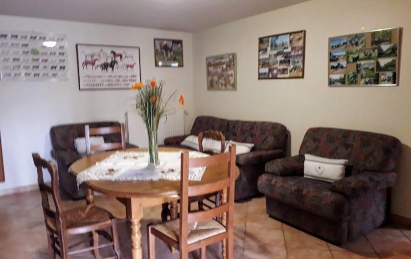 Location de vacances - Chambre d'hôtes à La Chapelle-prés-Sées