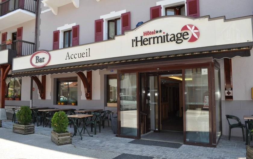 Location de vacances - Hôtel - Auberge à Thônes - Entrée
