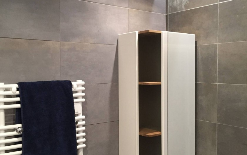 Location de vacances - Appartement à Aix-en-Provence - salle de bain