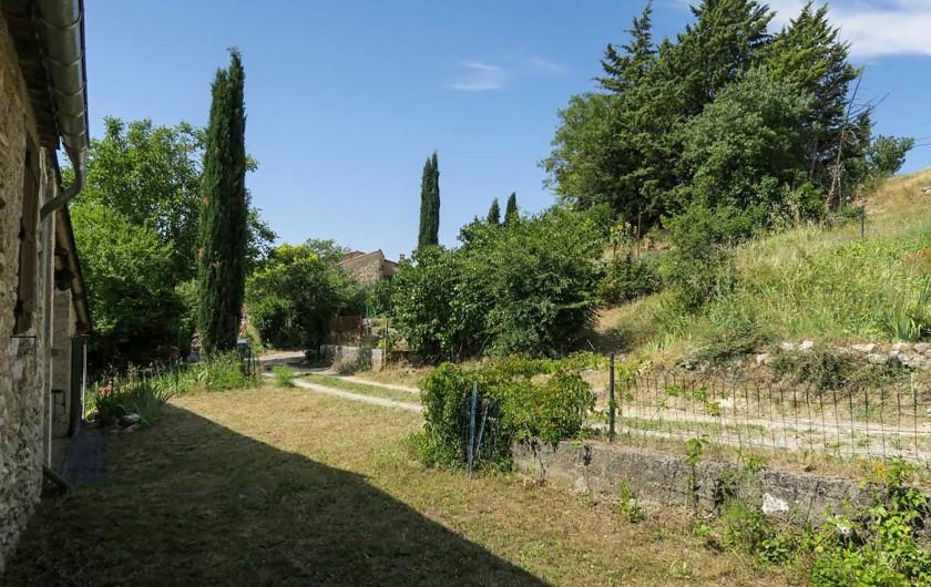 Location de vacances - Mas à Esparron-de-Verdon - Coin cuisine