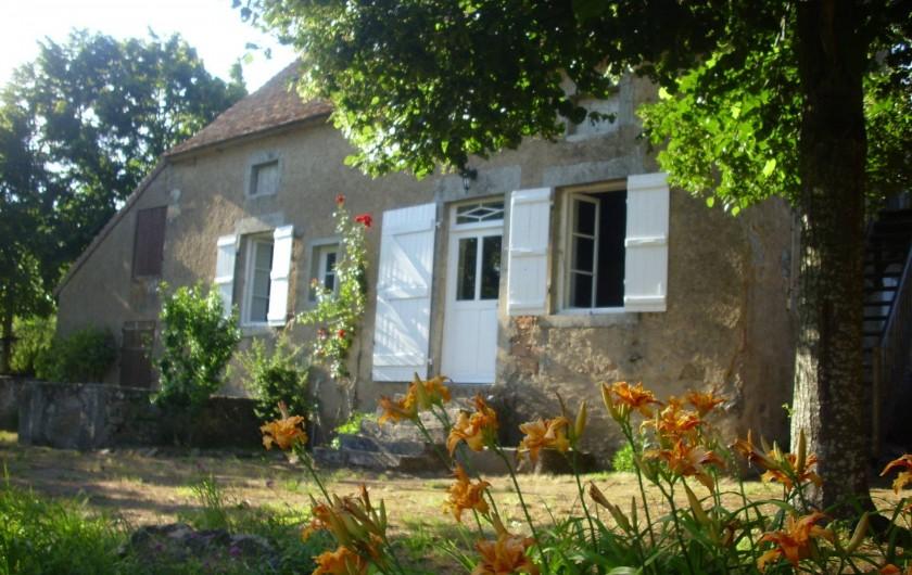 Location de vacances - Gîte à Saint-Bonnet-de-Joux