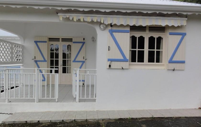 Location de vacances - Maison - Villa à Deshaies