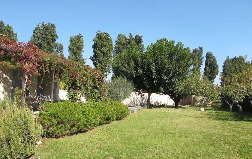 Location de vacances - Villa à Maillane