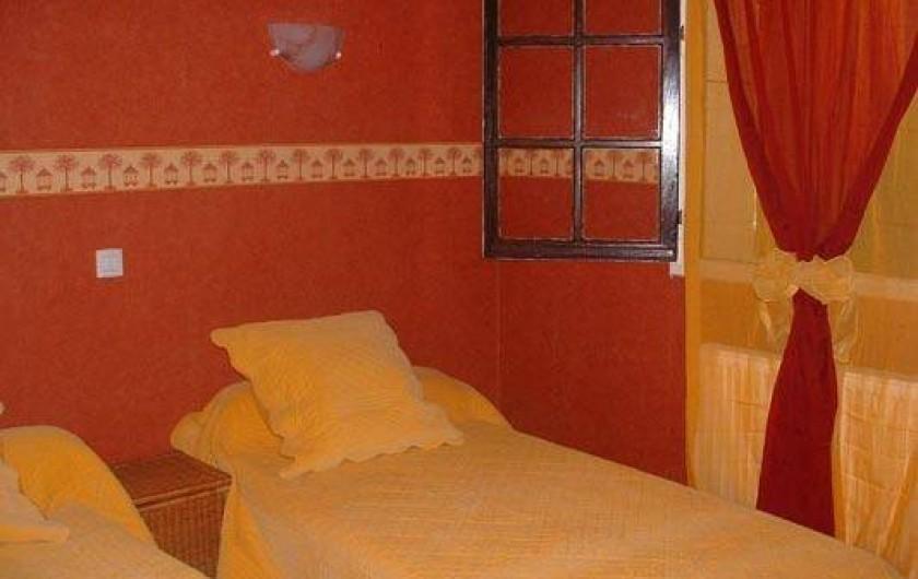 Location de vacances - Gîte à Jaujac - chambre 3