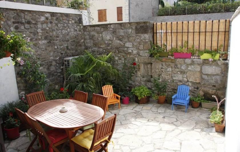Location de vacances - Appartement à Anduze