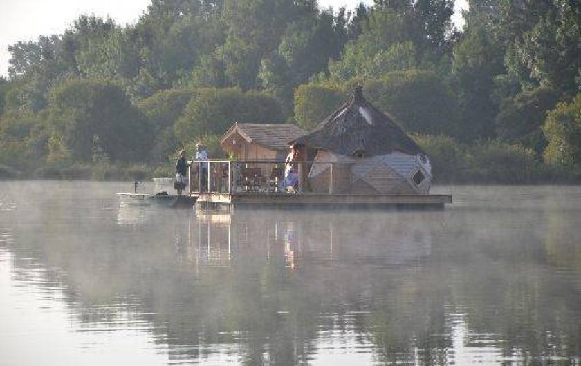 Location de vacances - Insolite à Pressac - Livraison du petit déjeuner à Cocoon