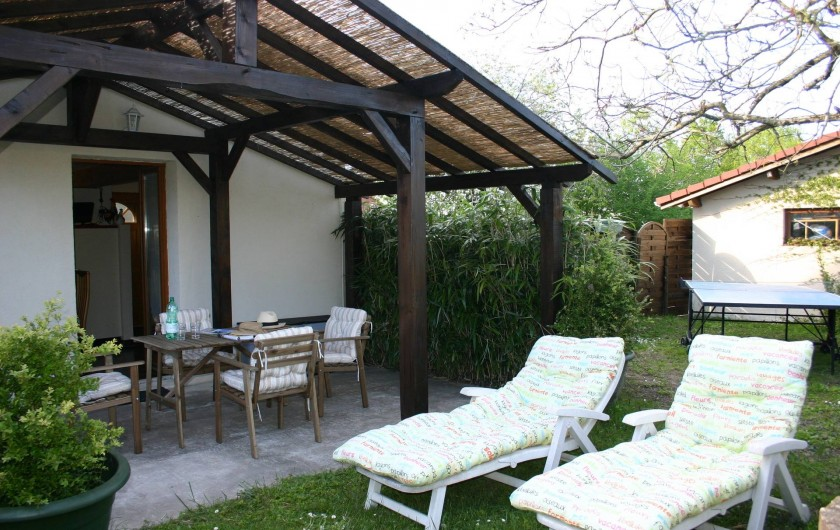 Location de vacances - Gîte à Montret