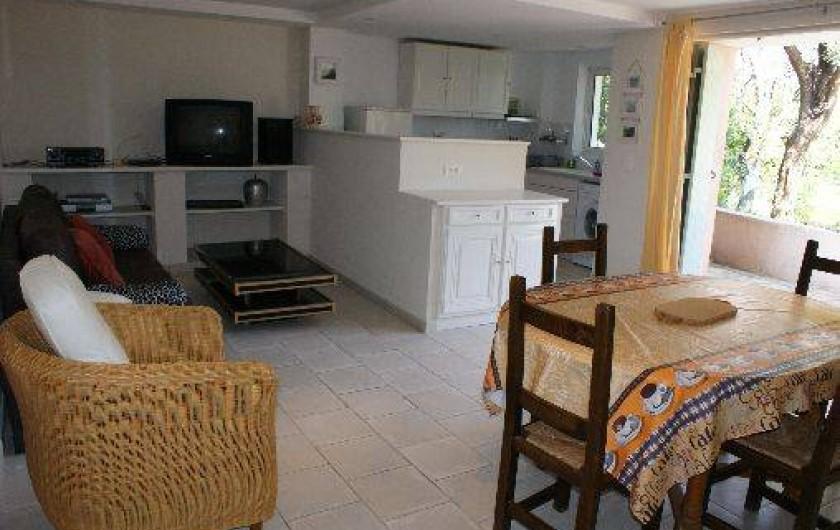 Location de vacances - Maison - Villa à Cavalaire-sur-Mer